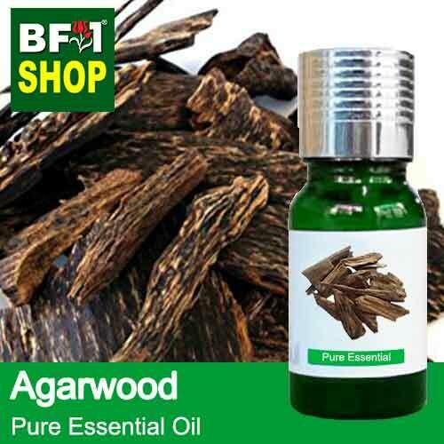 Pure Essential Oil (EO) - Agarwood Essential Oil - 10ml