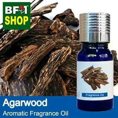 Aromatic Fragrance Oil (AFO) - Agarwood - 10ml