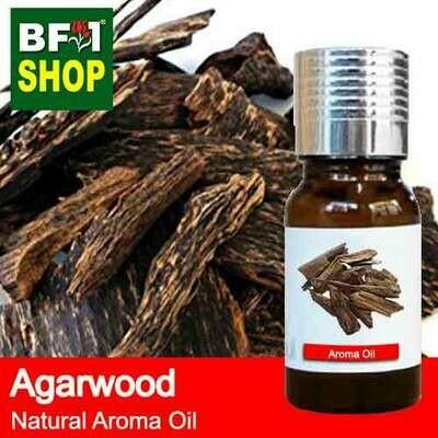 Natural Aroma Oil (AO) - Agarwood Aroma Oil - 10ml