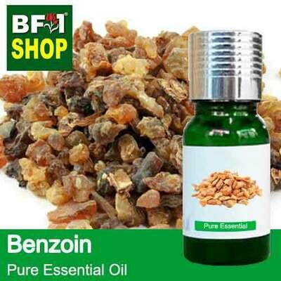 Pure Essential Oil (EO) - Benzoin Essential Oil - 10ml