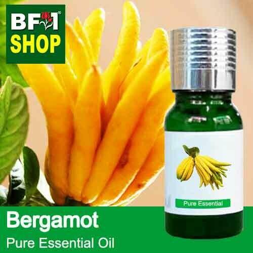 Pure Essential Oil (EO) - Bergamot Essential Oil - 10ml