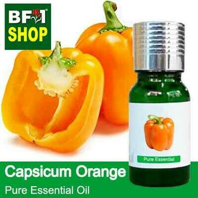 Pure Essential Oil (EO) - Capsicum Orange Essential Oil - 10ml
