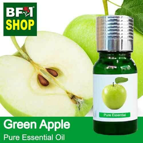 Pure Essential Oil (EO) - Apple - Green Apple Essential Oil - 10ml