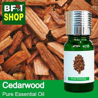 Pure Essential Oil (EO) - Cedar Wood Essential Oil - 10ml