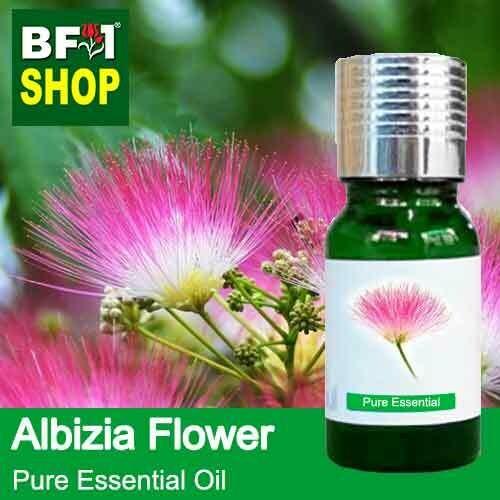 Pure Essential Oil (EO) -  Albizia Flower ( Albizia Julibrissin ) Essential Oil - 10ml