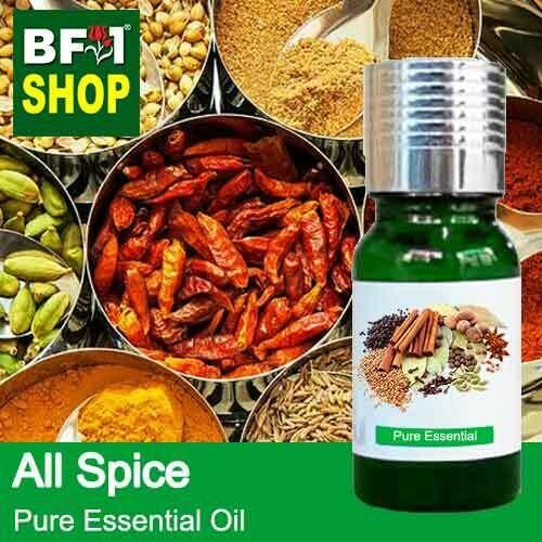 Pure Essential Oil (EO) - Allspice Essential Oil - 10ml