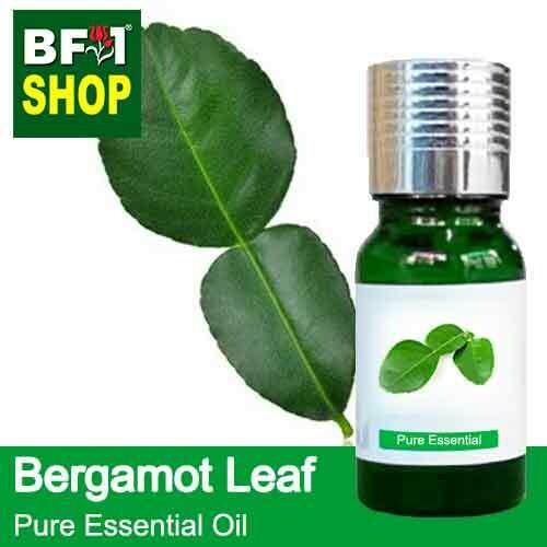 Pure Essential Oil (EO) - Bergamot Leaf Essential Oil - 10ml
