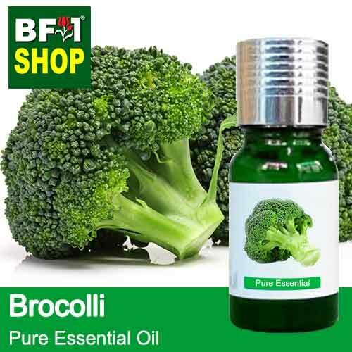 Pure Essential Oil (EO) -  Broccoli Essential Oil - 10ml