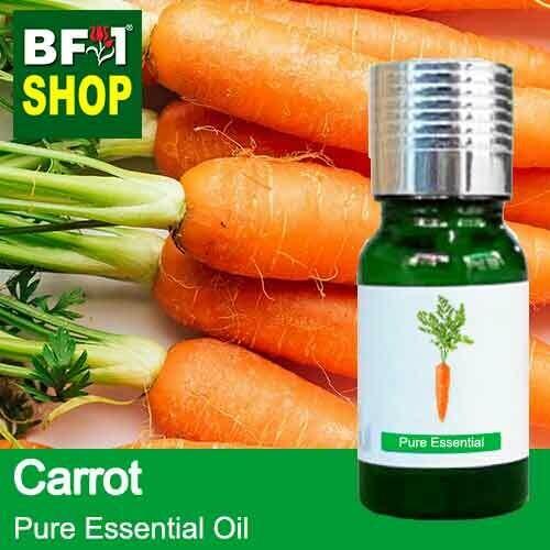 Pure Essential Oil (EO) - Carrot Essential Oil - 10ml