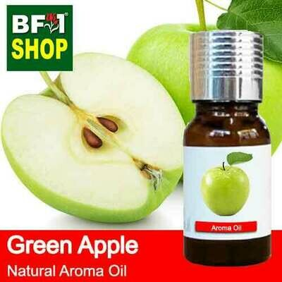 Natural Aroma Oil (AO) - Apple (Green) Aroma Oil - 10ml