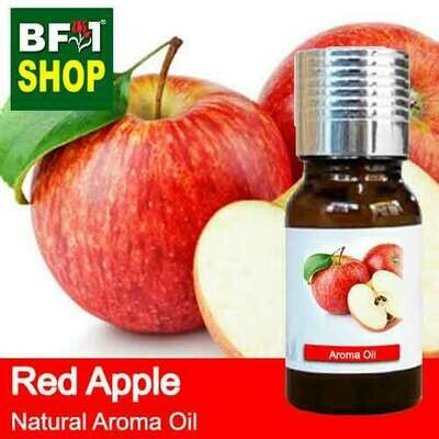 Natural Aroma Oil (AO) - Apple (Red) Aroma Oil - 10ml