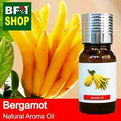 Natural Aroma Oil (AO) - Bergamot Aroma Oil - 10ml