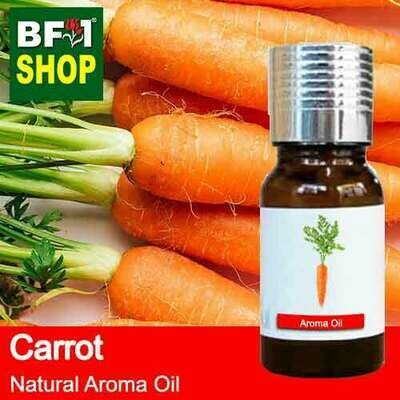 Natural Aroma Oil (AO) - Carrot Aroma Oil - 10ml