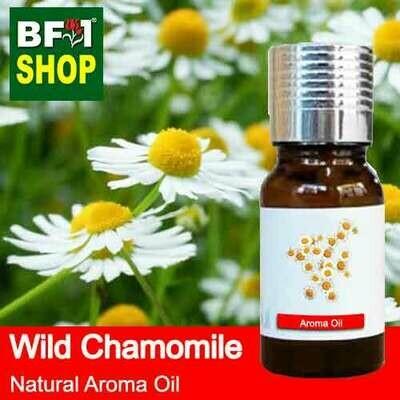 Natural Aroma Oil (AO) - Chamomile - Wild Chamomile Aroma Oil - 10ml