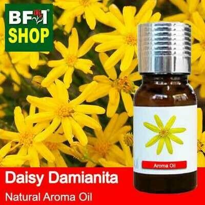 Natural Aroma Oil (AO) - Daisy Damianita ( Chrysactinia Mexicana ) Aroma Oil - 10ml