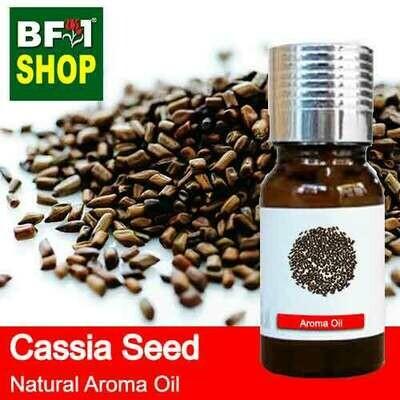 Natural Aroma Oil (AO) - Cassia seed Aroma Oil - 10ml