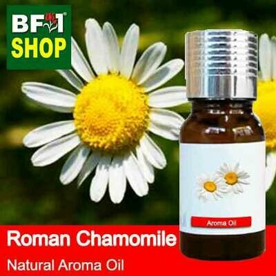 Natural Aroma Oil (AO) - Chamomile - Roman Chamomile Aroma Oil - 10ml