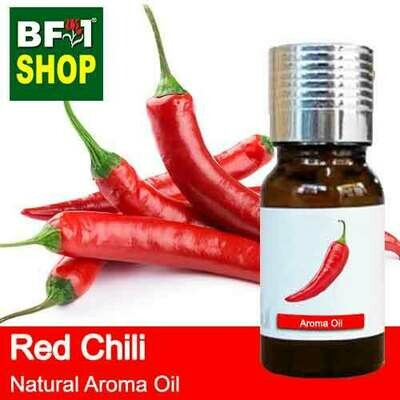 Natural Aroma Oil (AO) - Chili - Red Chili Aroma Oil - 10ml