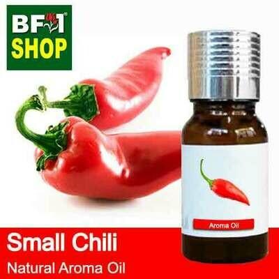 Natural Aroma Oil (AO) - Chili - Small Chili Aroma Oil - 10ml