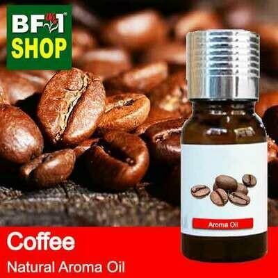 Natural Aroma Oil (AO) - Coffee Aroma Oil - 10ml