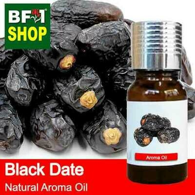 Natural Aroma Oil (AO) - Date - Black Date Aroma Oil - 10ml
