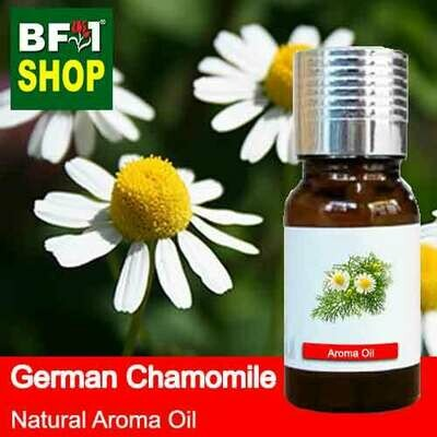 Natural Aroma Oil (AO) - Chamomile - German Chamomile Aroma Oil - 10ml