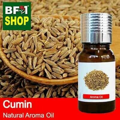 Natural Aroma Oil (AO) - Cumin Aroma Oil - 10ml