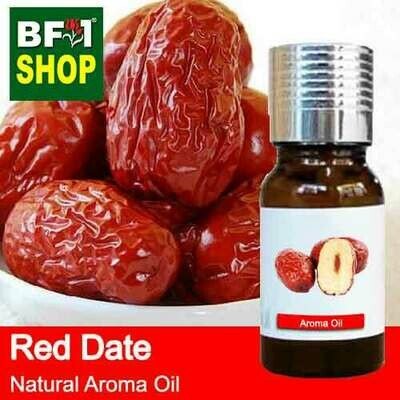 Natural Aroma Oil (AO) - Date - Red Date Aroma Oil - 10ml