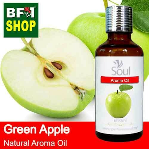 Natural Aroma Oil (AO) - Apple (Green) Aroma Oil  - 50ml