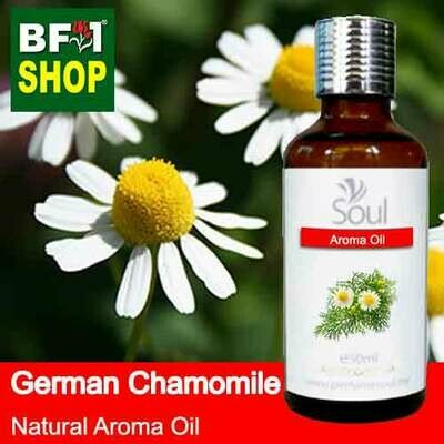 Natural Aroma Oil (AO) - Chamomile - German Chamomile Aroma Oil  - 50ml