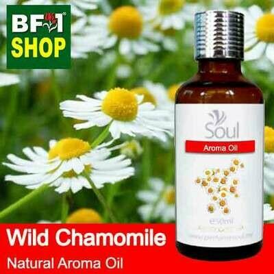 Natural Aroma Oil (AO) - Chamomile - Wild Chamomile Aroma Oil  - 50ml
