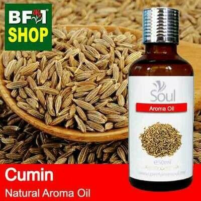 Natural Aroma Oil (AO) - Cumin Aroma Oil  - 50ml