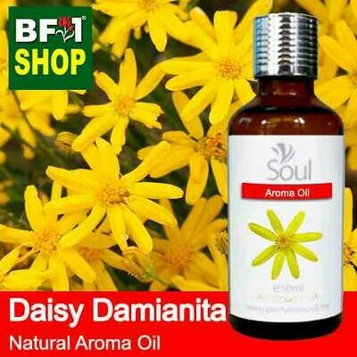 Natural Aroma Oil (AO) - Daisy Damianita ( Chrysactinia Mexicana ) Aroma Oil  - 50ml