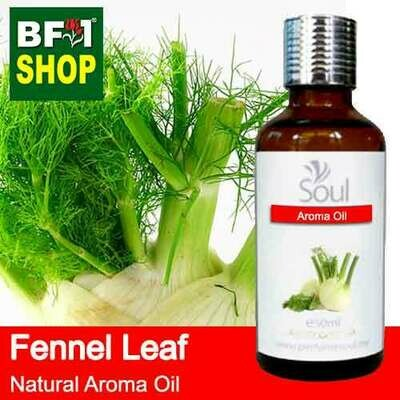 Natural Aroma Oil (AO) - Fennel Leaf Aroma Oil  - 50ml