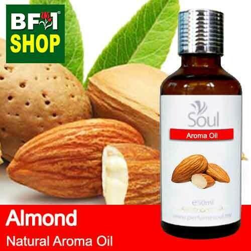 Natural Aroma Oil (AO) - Almond Aroma Oil  - 50ml