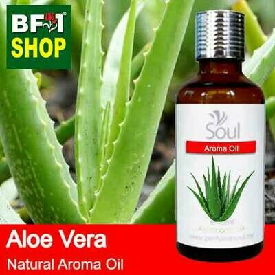 Natural Aroma Oil (AO) - Aloe Vera Aroma Oil  - 50ml