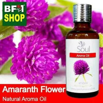 Natural Aroma Oil (AO) - Amaranth Flower Aroma Oil  - 50ml