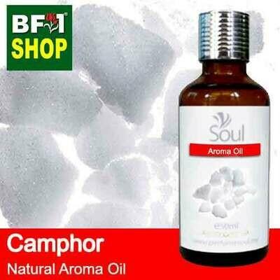 Natural Aroma Oil (AO) - Camphor Aroma Oil  - 50ml
