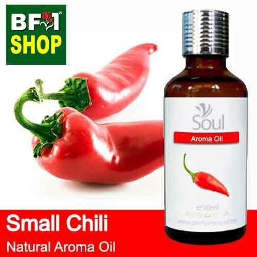 Natural Aroma Oil (AO) - Chili - Small Chili Aroma Oil  - 50ml