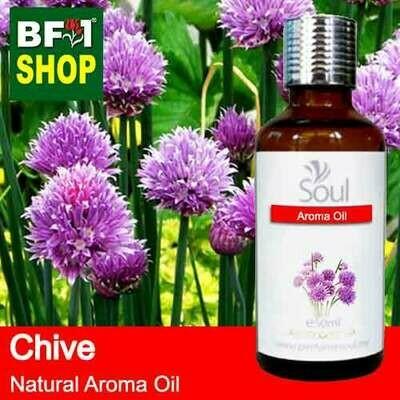Natural Aroma Oil (AO) - Chive ( Allium schoenoprasum L ) Aroma Oil  - 50ml