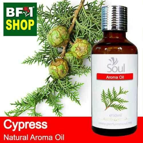 Natural Aroma Oil (AO) - Cypress Aroma Oil  - 50ml
