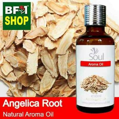 Natural Aroma Oil (AO) - Angelica root Aroma Oil  - 50ml