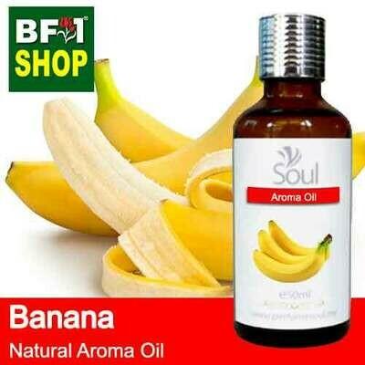 Natural Aroma Oil (AO) - Banana Aroma Oil  - 50ml