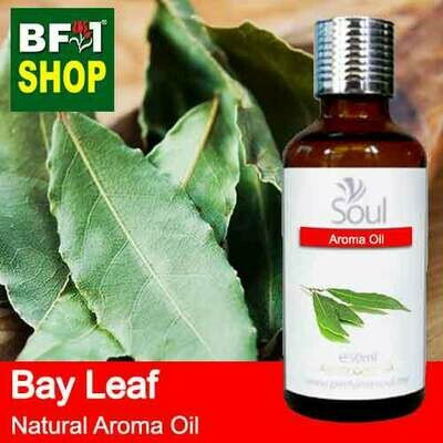 Natural Aroma Oil (AO) - Bay Leaf Aroma Oil  - 50ml