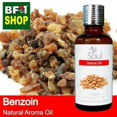 Natural Aroma Oil (AO) - Benzoin Aroma Oil  - 50ml