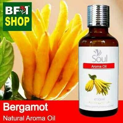 Natural Aroma Oil (AO) - Bergamot Aroma Oil  - 50ml