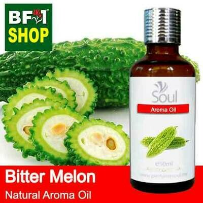 Natural Aroma Oil (AO) - Bitter Melon Aroma Oil  - 50ml