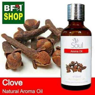 Natural Aroma Oil (AO) - Clove Aroma Oil  - 50ml