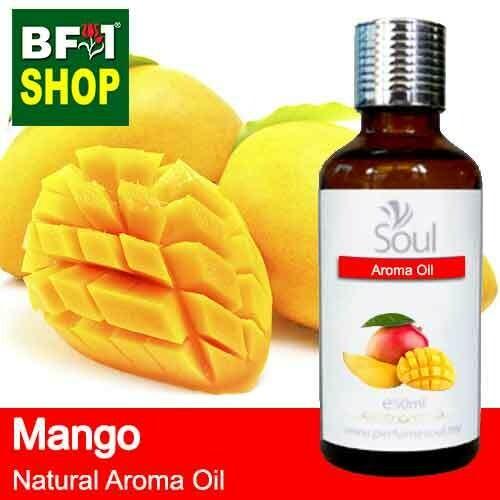 Natural Aroma Oil (AO) - Mango Aroma Oil  - 50ml
