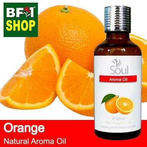 Natural Aroma Oil (AO) - Orange Aroma Oil  - 50ml